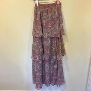 Show Me Your MuMu Dresses - Show Me Your MuMu 'Karla' convertible skirt dress